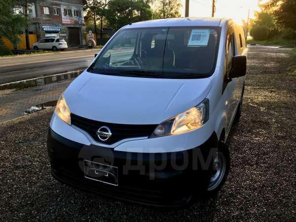 Nissan NV200, 2015 год, 670 000 руб.