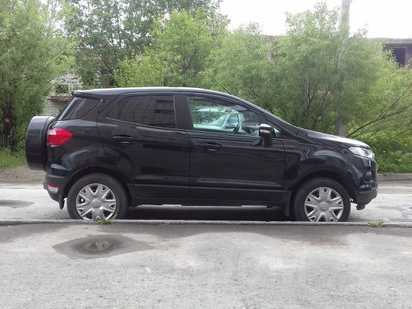 Ford EcoSport, 2015 год, 590 000 руб.