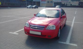 Старый Оскол Lacetti 2007