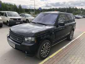 Сургут Range Rover 2012