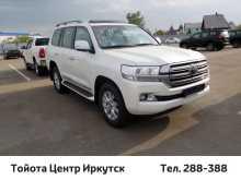 Иркутск Land Cruiser 2020