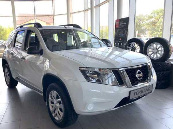 Nissan Terrano, 2020 год, 1 097 000 руб.