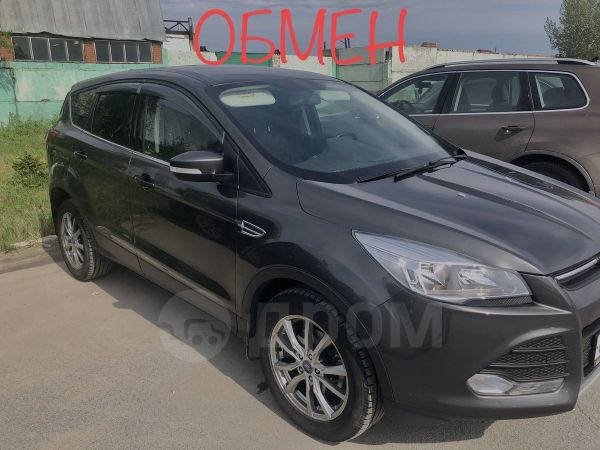 Ford Kuga, 2016 год, 1 000 000 руб.