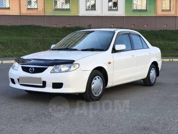 Mazda Familia, 2002 год, 199 000 руб.