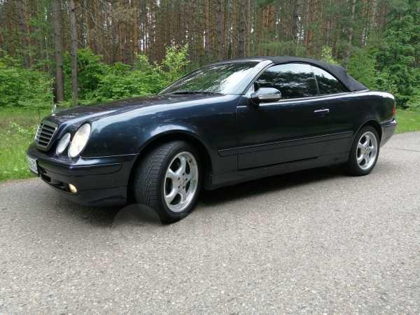 Mercedes-Benz CLK-Class, 2001 год, 375 888 руб.