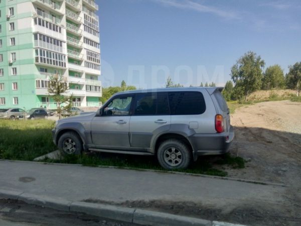 Hyundai Terracan, 2002 год, 300 000 руб.