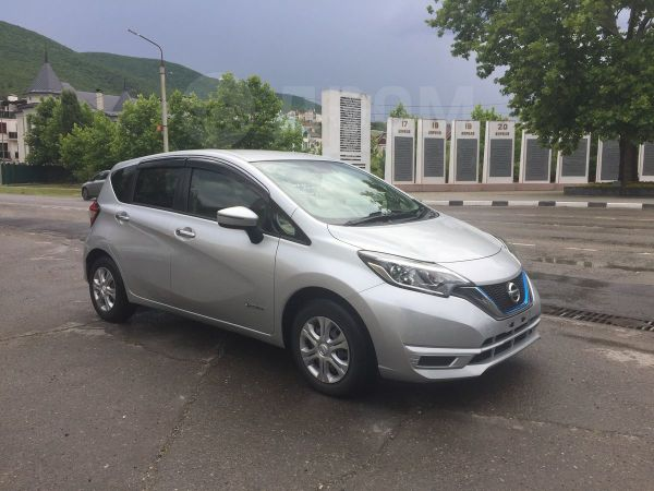 Nissan Note, 2017 год, 786 000 руб.