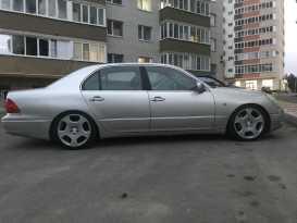 Ставрополь LS430 2002