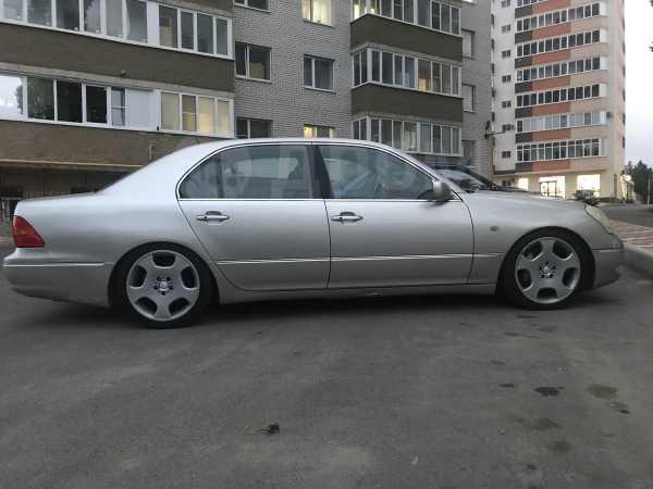 Lexus LS430, 2002 год, 300 000 руб.