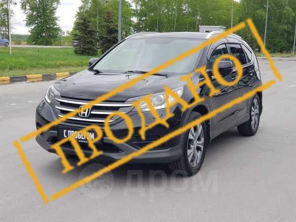 Honda CR-V, 2013 год, 1 075 000 руб.