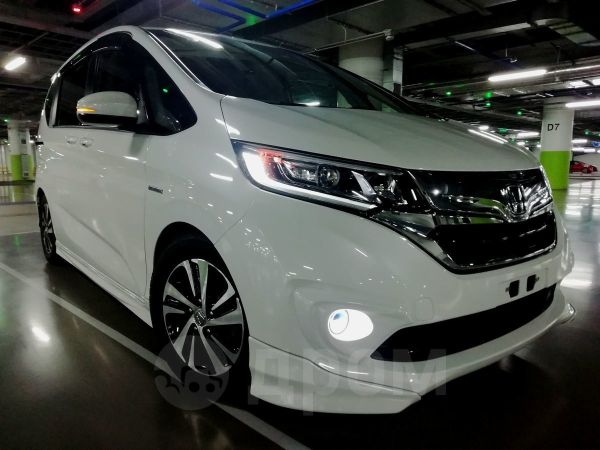 Honda Freed+, 2017 год, 970 000 руб.