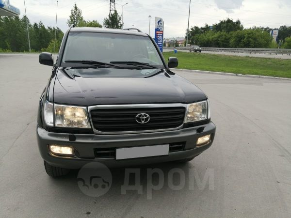 Toyota Land Cruiser, 2003 год, 980 000 руб.