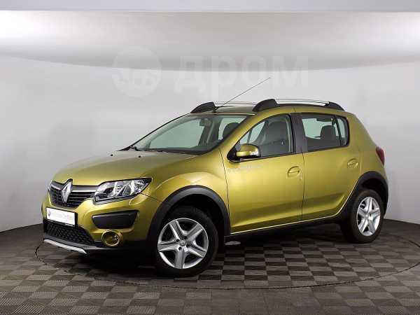 Renault Sandero, 2016 год, 617 000 руб.