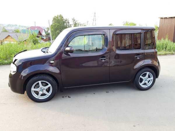 Nissan Cube, 2014 год, 570 000 руб.