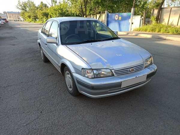 Toyota Tercel, 1998 год, 97 000 руб.