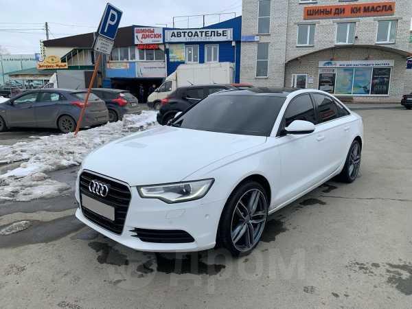 Audi A6, 2012 год, 1 000 000 руб.