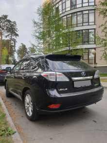 Барнаул RX450h 2010