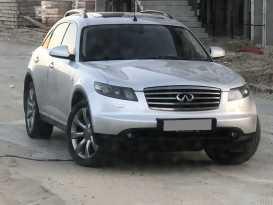 Тазовский FX35 2008