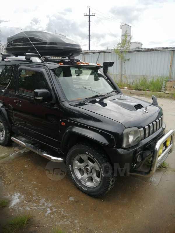 Suzuki Jimny, 2003 год, 400 000 руб.
