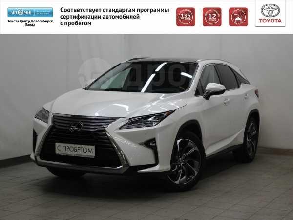 Lexus RX350, 2019 год, 4 440 000 руб.