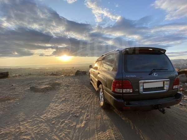 Lexus LX470, 2002 год, 1 050 000 руб.