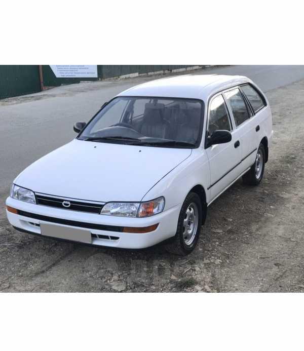 Toyota Corolla, 1993 год, 199 000 руб.