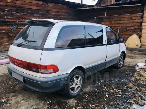 Toyota Estima Emina, 1993 год, 110 500 руб.
