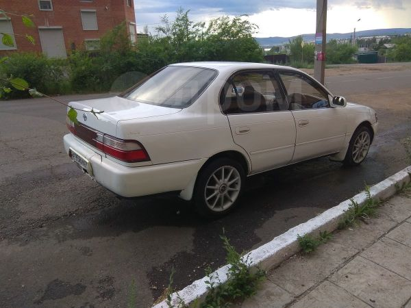 Toyota Corolla, 1993 год, 158 000 руб.