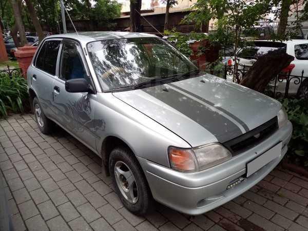 Toyota Starlet, 1995 год, 165 000 руб.