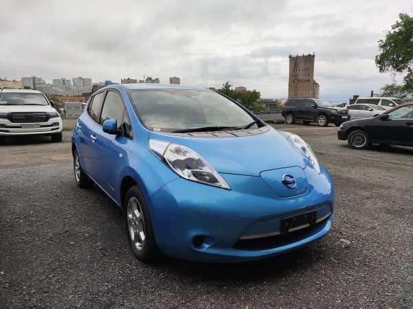 Nissan Leaf, 2012 год, 310 000 руб.