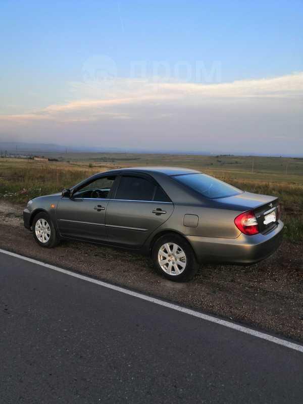 Toyota Camry, 2004 год, 450 000 руб.