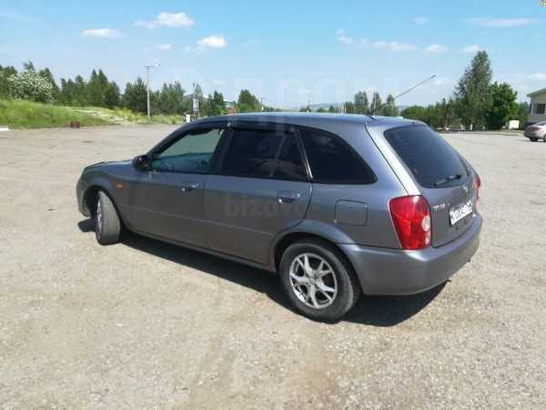 Mazda Familia S-Wagon, 2002 год, 249 000 руб.