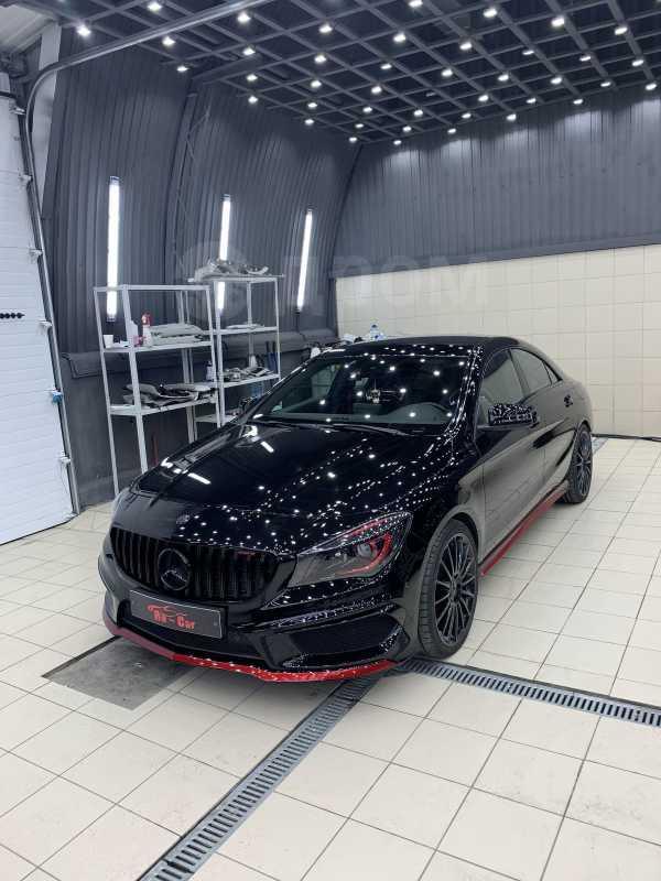 Mercedes-Benz CLA-Class, 2015 год, 1 777 000 руб.