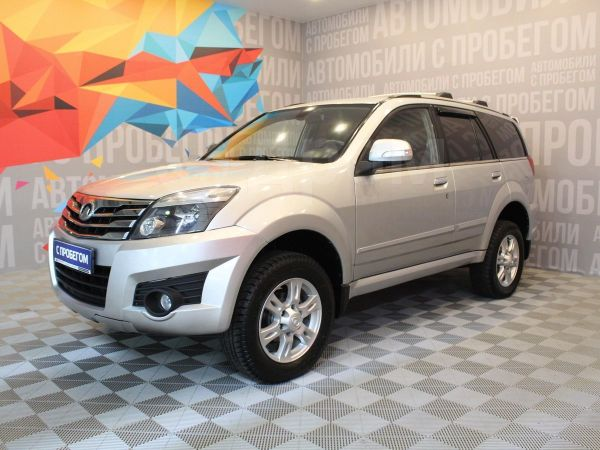 Great Wall Hover H3, 2013 год, 549 000 руб.