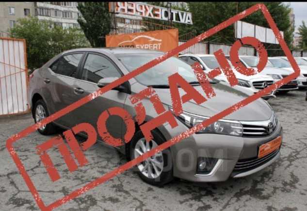 Toyota Corolla, 2014 год, 844 998 руб.