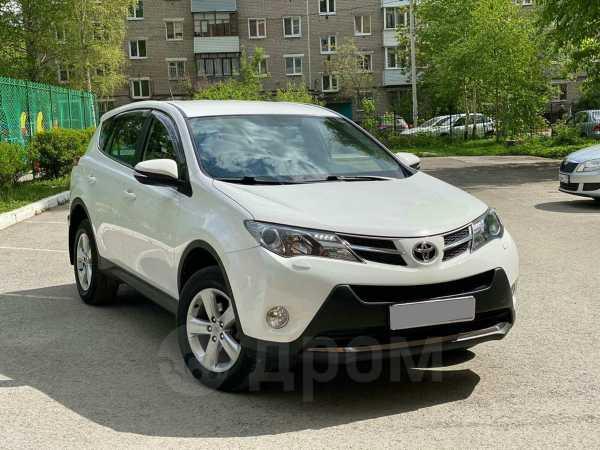 Toyota RAV4, 2013 год, 1 315 000 руб.