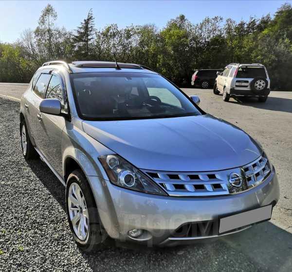 Nissan Murano, 2004 год, 550 000 руб.