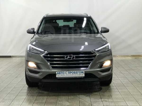 Hyundai Tucson, 2018 год, 1 510 000 руб.