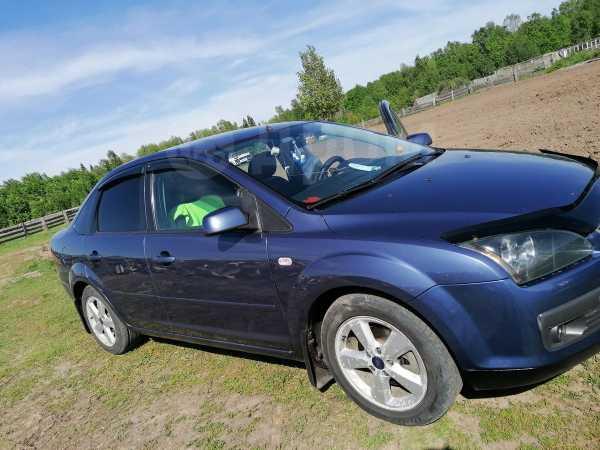 Ford Focus, 2005 год, 240 000 руб.