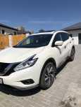 Nissan Murano, 2017 год, 2 120 000 руб.