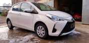 Toyota Vitz, 2017 год, 599 000 руб.