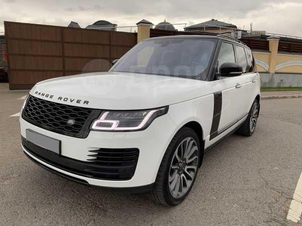 Land Rover Range Rover, 2018 год, 6 975 000 руб.