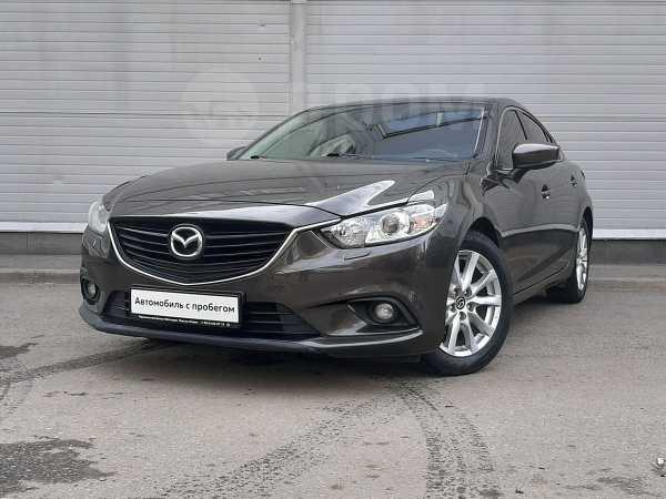 Mazda Mazda6, 2017 год, 1 229 000 руб.