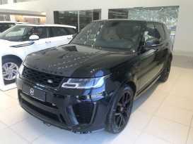 Новосибирск Range Rover Sport
