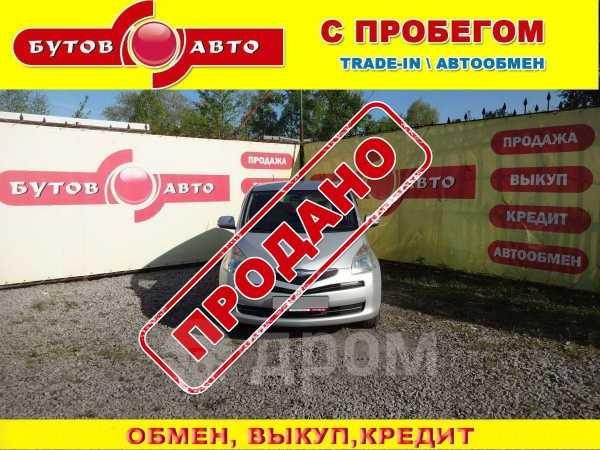 Toyota Ractis, 2005 год, 339 000 руб.