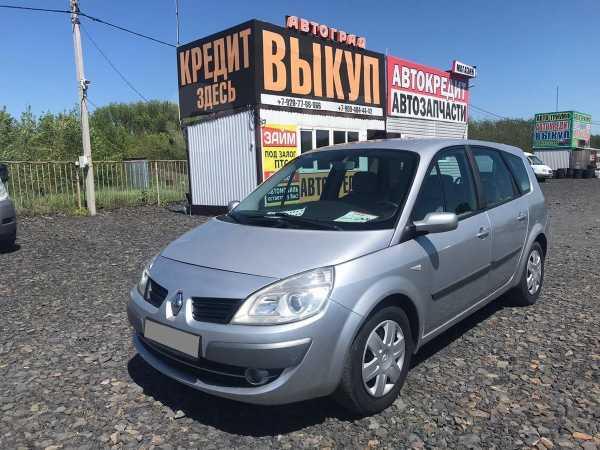 Renault Scenic, 2008 год, 395 000 руб.
