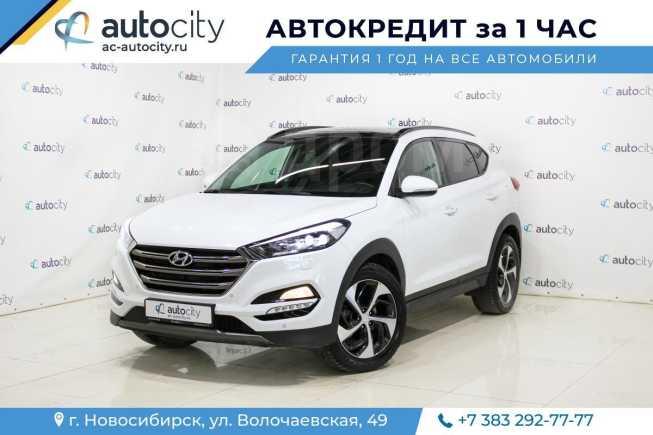 Hyundai Tucson, 2015 год, 1 289 000 руб.