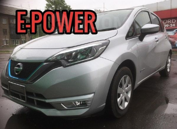 Nissan Note, 2017 год, 665 000 руб.