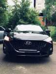 Hyundai Solaris, 2020 год, 885 000 руб.