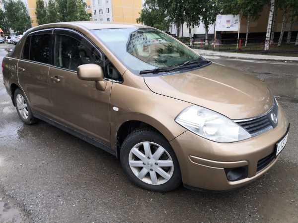 Nissan Tiida, 2007 год, 350 000 руб.
